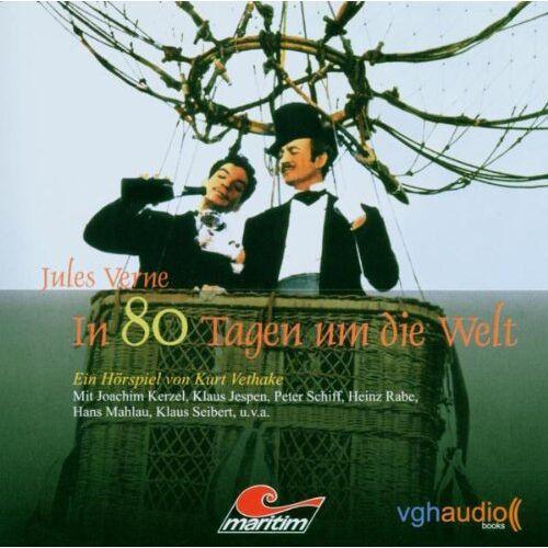 Jules Verne - Jules Verne-80 Tage Um d.Welt - Preis vom 18.04.2021 04:52:10 h