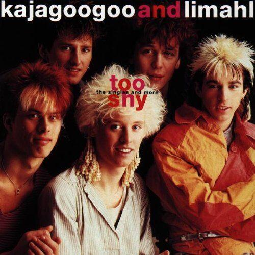 Kajagoogoo and Limahl - Too Shy-the Singles...and More - Preis vom 12.05.2021 04:50:50 h