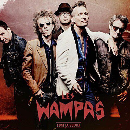 Wampas - Font la Gueule - Preis vom 20.10.2020 04:55:35 h