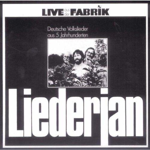 Liederjan - Liederjan-Live aus der Fabrik - Preis vom 14.04.2021 04:53:30 h