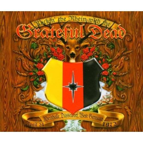 Grateful Dead - Rockin' the Rhein With the Grateful Dead - Preis vom 18.01.2020 06:00:44 h