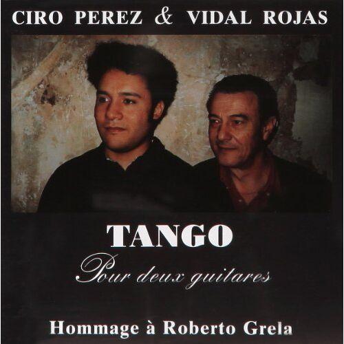 Perez C. - Tangos für 2 Gitarren - Preis vom 20.10.2020 04:55:35 h