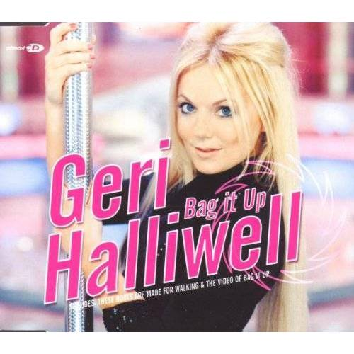 Geri Halliwell - Bag It Up - Preis vom 26.02.2021 06:01:53 h