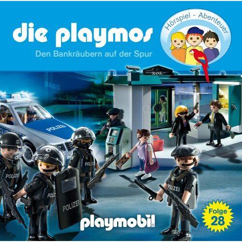Rost, Simon X. - Die Playmos - Folge 28: Den Bankräubern auf der Spur. - Preis vom 17.04.2021 04:51:59 h