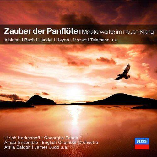 Herkenhoff - Zauber der Panflöte - MW im neuen Klang (Classical Choice) - Preis vom 20.10.2020 04:55:35 h