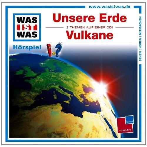 Was Ist Was - Folge 01: Unsere Erde/ Vulkane - Preis vom 26.02.2021 06:01:53 h