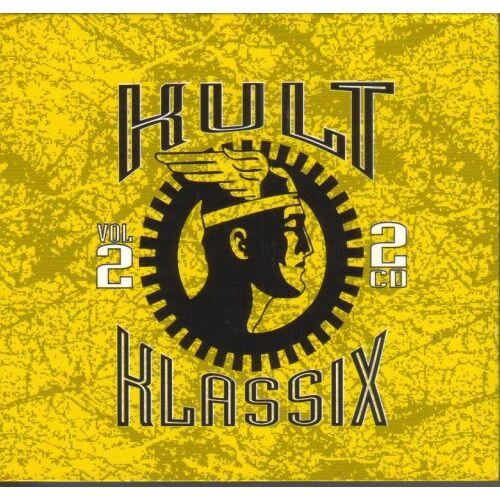 Kult Klassix 2 - Yello, Yazoo, Kissing the Pink, Weathermen, Blancmange... - Preis vom 16.04.2021 04:54:32 h