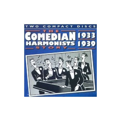 the Comedian Harmonists - Comedian Harmonists Story 1933 - Preis vom 12.04.2021 04:50:28 h