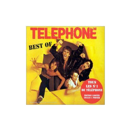 Telephone - Best of (New) - Preis vom 03.06.2020 05:03:07 h