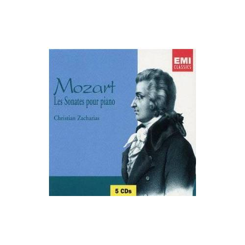 Christian Zacharias - Klaviersonate 1-18 - Preis vom 05.09.2020 04:49:05 h