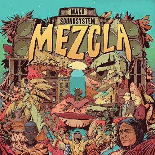 M.a.K.U.Soundsystem - Mezcla - Preis vom 06.09.2020 04:54:28 h