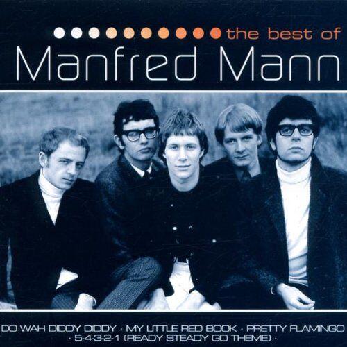 Manfred Mann - Best of Manfred Mann - Preis vom 28.02.2021 06:03:40 h