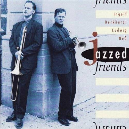 Ingolf Burkhardt - Jazzed Friends - Preis vom 10.05.2021 04:48:42 h