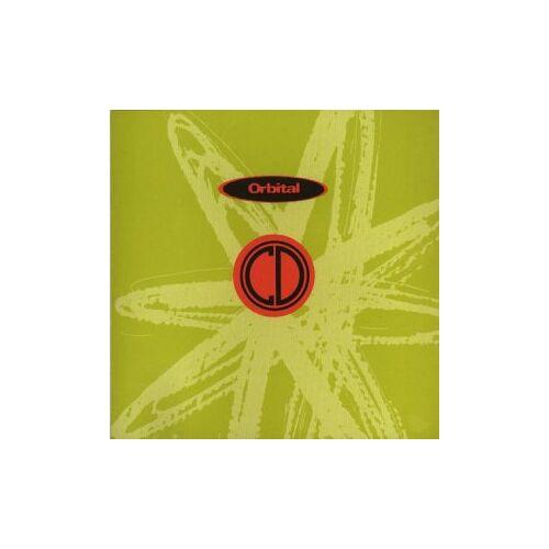 Orbital - Orbital (the Green Album) - Preis vom 01.03.2021 06:00:22 h