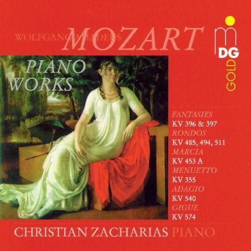 Christian Zacharias - Klavierwerke - Preis vom 05.09.2020 04:49:05 h