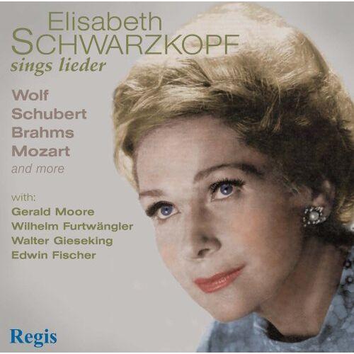 Schwarzkopf - Schwarzkopf Singt Lieder - Preis vom 10.05.2021 04:48:42 h