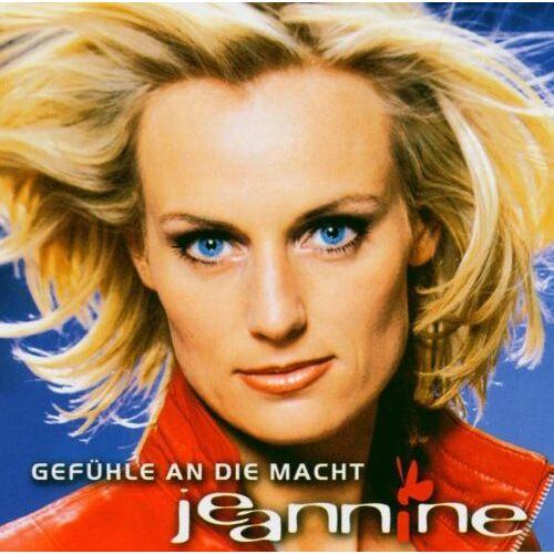 Jeannine - Gefühle An Die Macht - Preis vom 08.05.2021 04:52:27 h