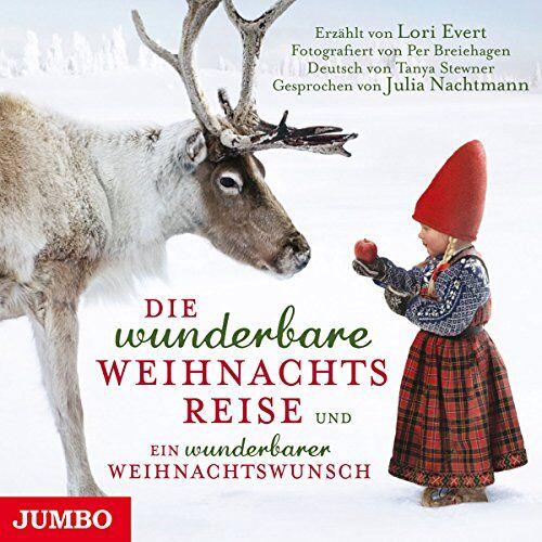 Julia Nachtmann - Die Wunderbare Weihnachtsreise und Ein Wunderbarer - Preis vom 03.05.2021 04:57:00 h