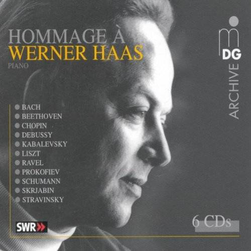 Werner Haas - Werner Haas Box - Preis vom 11.04.2021 04:47:53 h