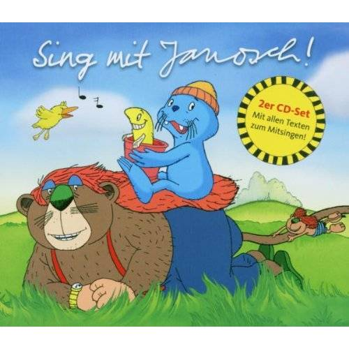 Janosch - Sing mit Janosch! - Preis vom 17.04.2021 04:51:59 h
