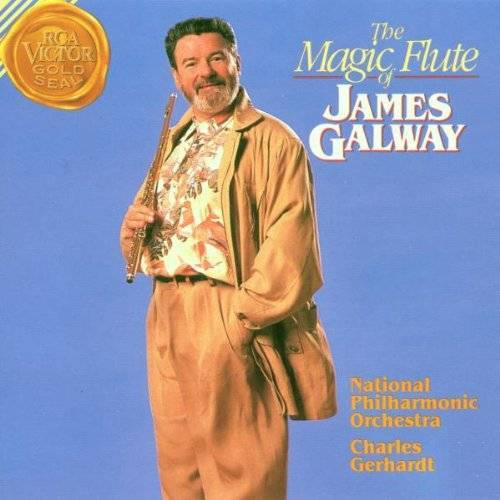 Galway - The Magic Flute Of James Galway - Preis vom 20.10.2020 04:55:35 h