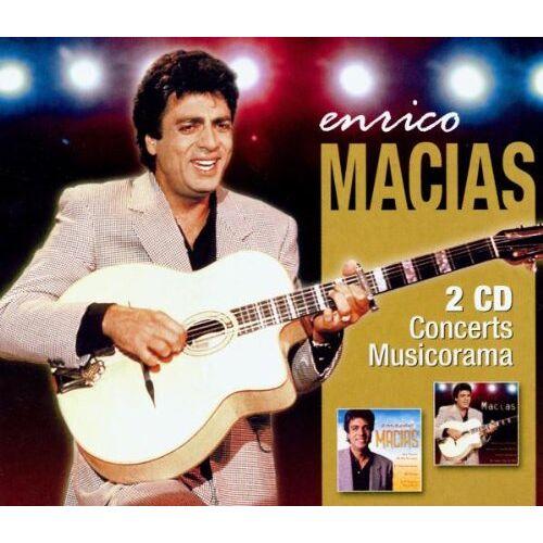 Enrico Macias - Concerts Musicorama - Preis vom 14.05.2021 04:51:20 h