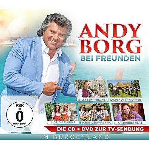 Andy Borg - Andy Borg bei Freunden im Burgenland - Preis vom 30.10.2020 05:57:41 h