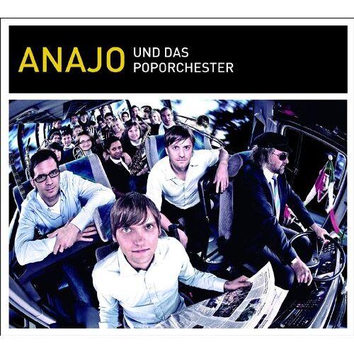Anajo - Anajo und das Poporchester - Preis vom 18.10.2020 04:52:00 h