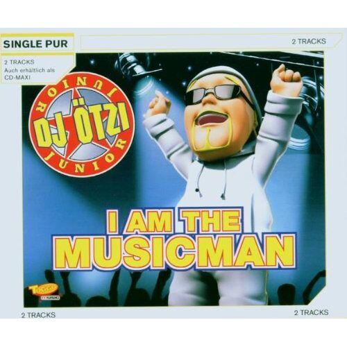 DJ Ötzi Junior - I Am the Musicman (2-Track) - Preis vom 19.04.2021 04:48:35 h