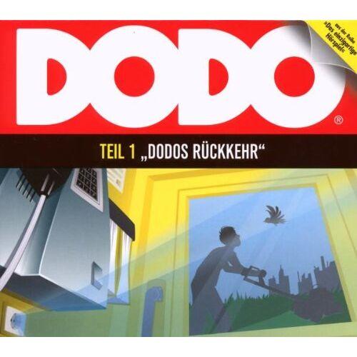 Menger, Ivar Leon - Dodo - Folge 1: Dodos Rückkehr. Hörspiel. - Preis vom 22.01.2021 05:57:24 h