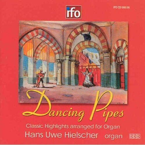 Hielscher, Hans Uwe - Dancing Pipes - Preis vom 17.10.2020 04:55:46 h