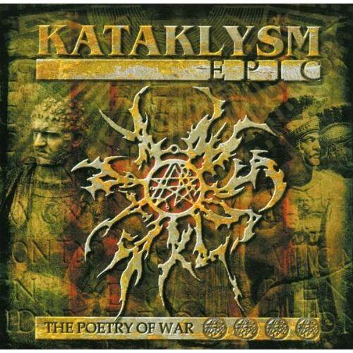 Kataklysm - Epic-the Poetry of War - Preis vom 15.01.2021 06:07:28 h