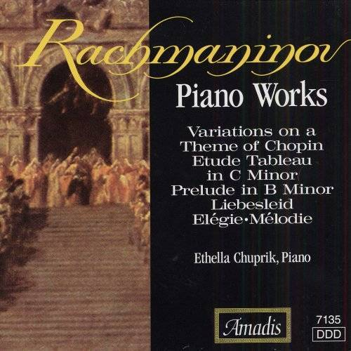 S. Rachmaninoff - Klavierwerke - Preis vom 05.09.2020 04:49:05 h