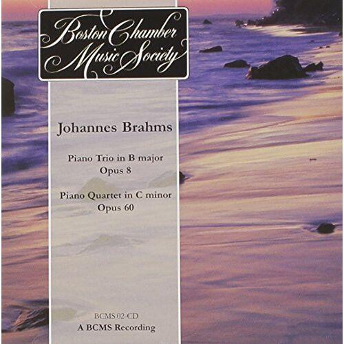 Boston Chamber Music Society - Piano Trio in B Op.8 - Preis vom 14.05.2021 04:51:20 h