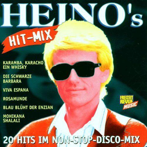 Heino - Heino's Hit Mix - Preis vom 01.03.2021 06:00:22 h