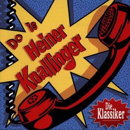 Heiner Knallinger - Do Is Heiner Knallinger - Preis vom 20.10.2020 04:55:35 h