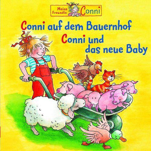 Conni 3 - Conni auf dem Bauernhof / Conni und das neue Baby - Preis vom 04.10.2020 04:46:22 h