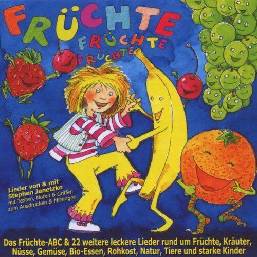 Stephen Janetzko - Früchte Früchte Früchte - Preis vom 07.04.2021 04:49:18 h