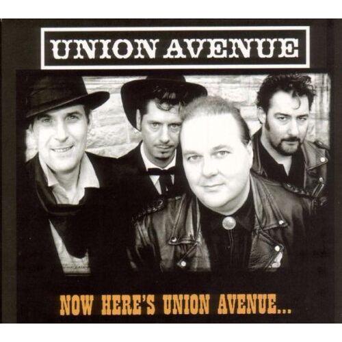 Union Avenue - Now Here's Union Avenue - Preis vom 14.01.2021 05:56:14 h