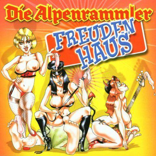 die Alpenrammler - Freudenhaus - Preis vom 06.03.2021 05:55:44 h