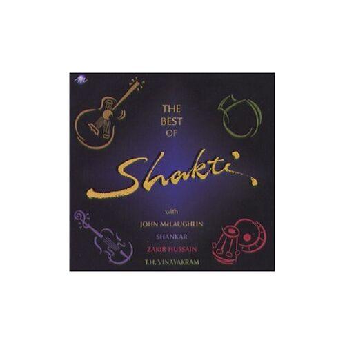 Shakti With John McLaughlin - The Best Of Shakti - Preis vom 04.09.2020 04:54:27 h