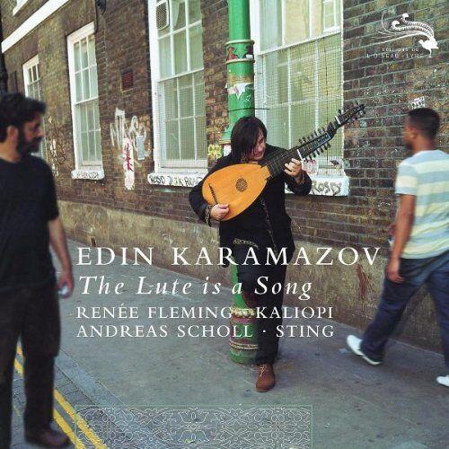 Edin Karamazov - The Lute Is a Song - Preis vom 18.04.2021 04:52:10 h