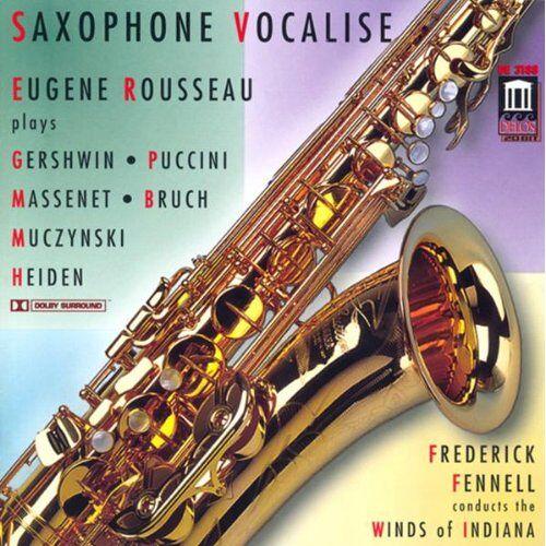 Eugene Rousseau - Saxophone Vocalise/Rousseau - Preis vom 20.10.2020 04:55:35 h