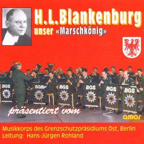 Musikkorps Grenzschutzpräsidium - Blankenburg Unser Marschkönig - Preis vom 18.04.2021 04:52:10 h