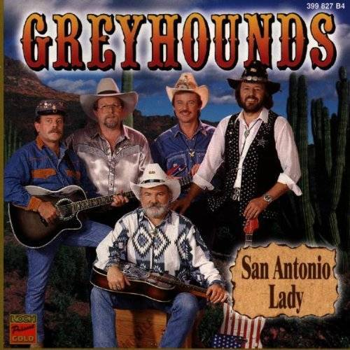 Greyhounds - San Antonio Lady - Preis vom 13.05.2021 04:51:36 h
