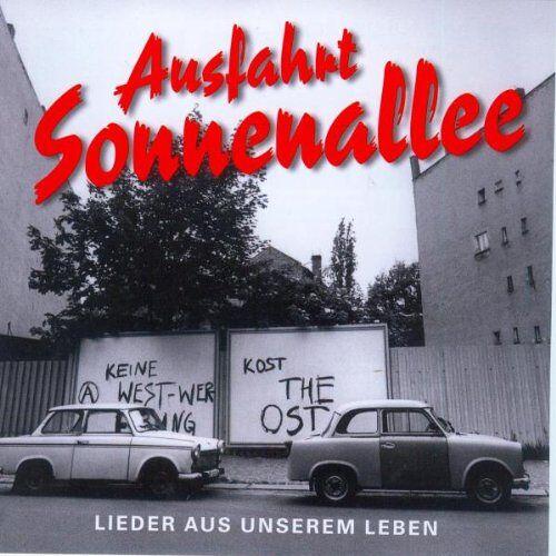 Various - Ausfahrt Sonnenallee - Preis vom 16.04.2021 04:54:32 h