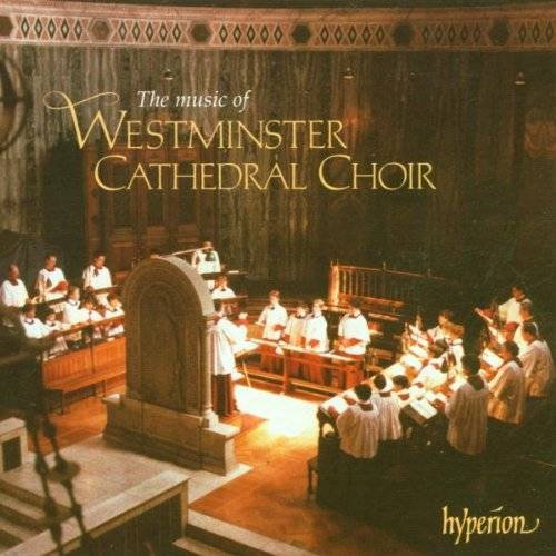 Westminster Cathedral Choir - Music of Westminster Cath.Choir - Preis vom 16.04.2021 04:54:32 h