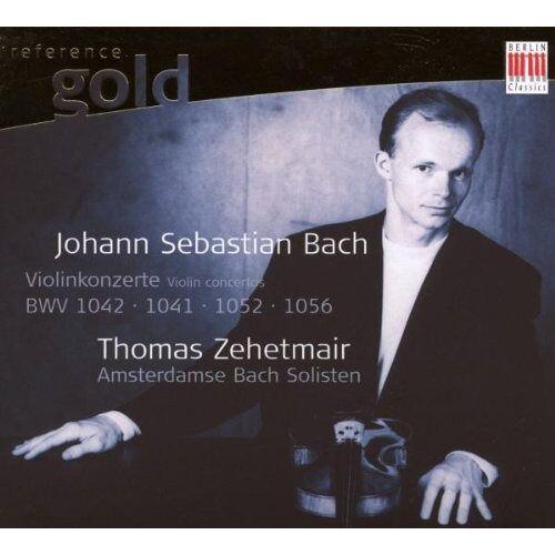 Thomas Zehetmair - Violinkonzerte 1,2,d+G-Moll - Preis vom 03.05.2021 04:57:00 h
