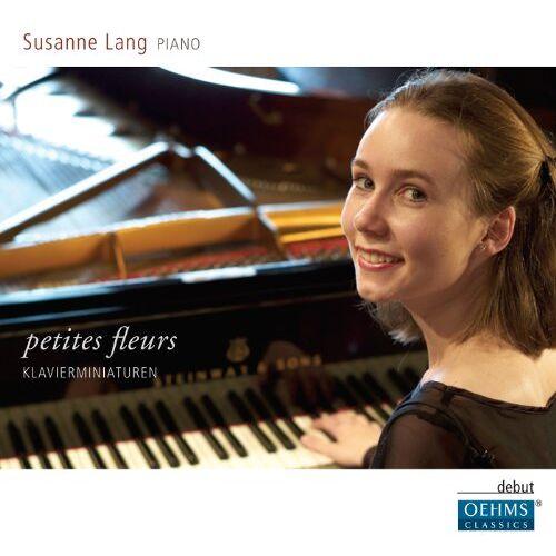 Susanne Lang - Petites Fleurs-Klavierminiaturen - Preis vom 20.10.2020 04:55:35 h