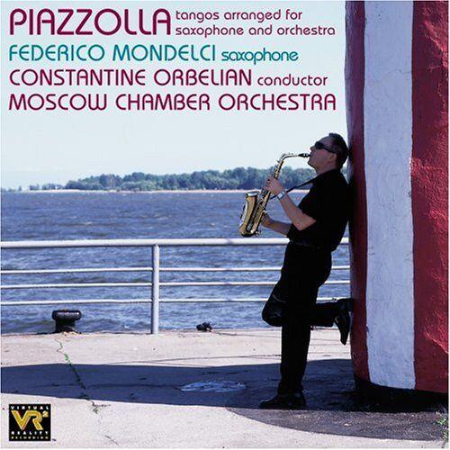 Mondelci - Piazzolla Tangos/Sax+Orch. - Preis vom 01.06.2020 05:03:22 h